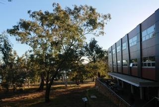 ANU Crawford School building, Canberra Australia